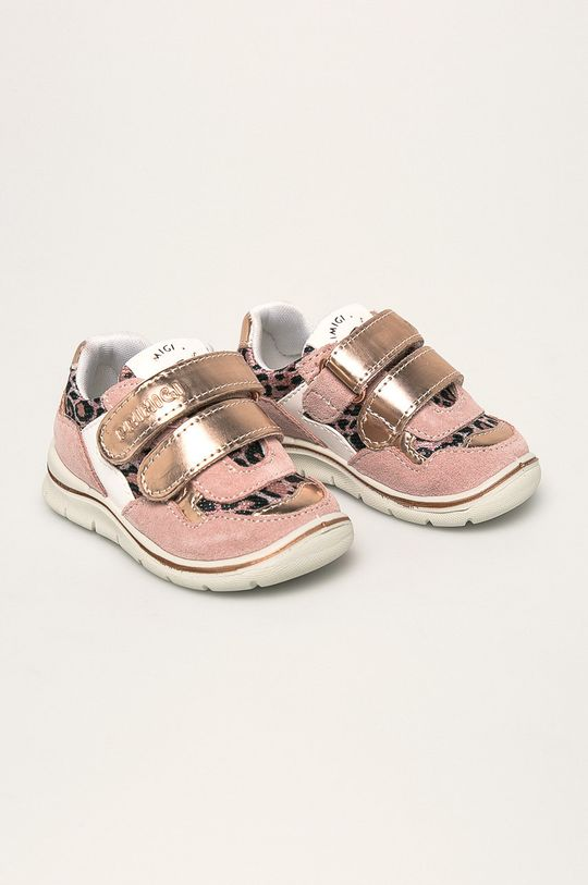 Primigi - Dětské boty růžová