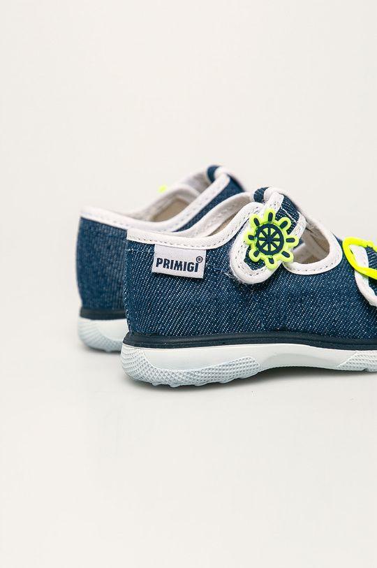 Primigi - Sandale copii Gamba: Material textil Interiorul: Material textil, Piele naturală Talpa: Material sintetic