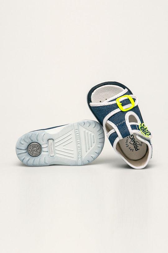 albastru metalizat Primigi - Sandale copii