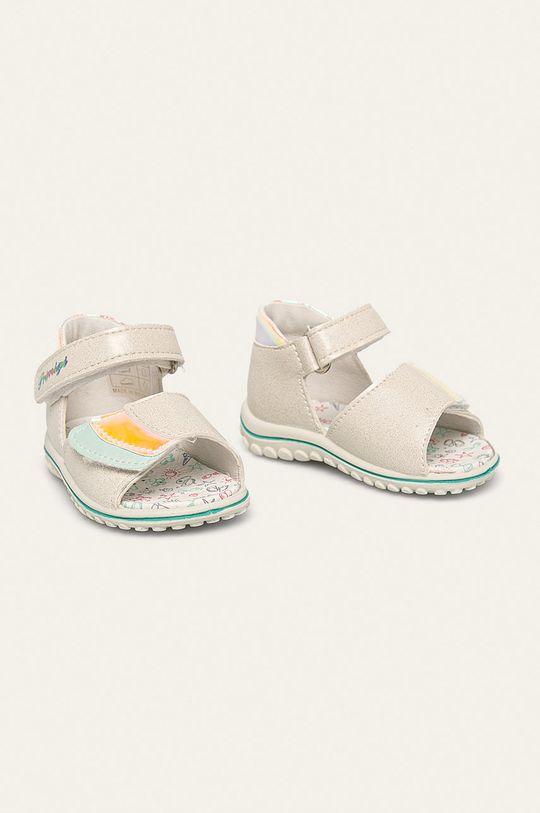 Primigi - Dětské sandály bílá