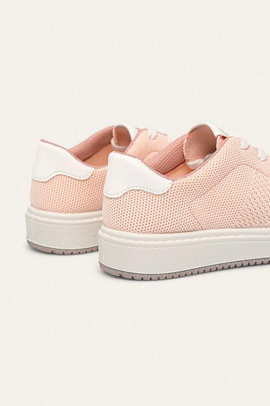 Primigi - Pantofi Gamba: Material textil Interiorul: Material textil, Piele naturală Talpa: Material sintetic