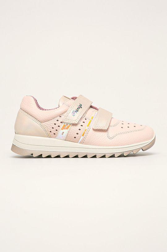 růžová Primigi - Dětské boty Dívčí