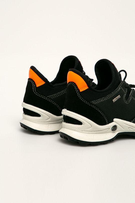 Primigi - Kožené boty Svršek: Přírodní kůže, Textilní materiál Vnitřek: Textilní materiál, Přírodní kůže Podrážka: Umělá hmota