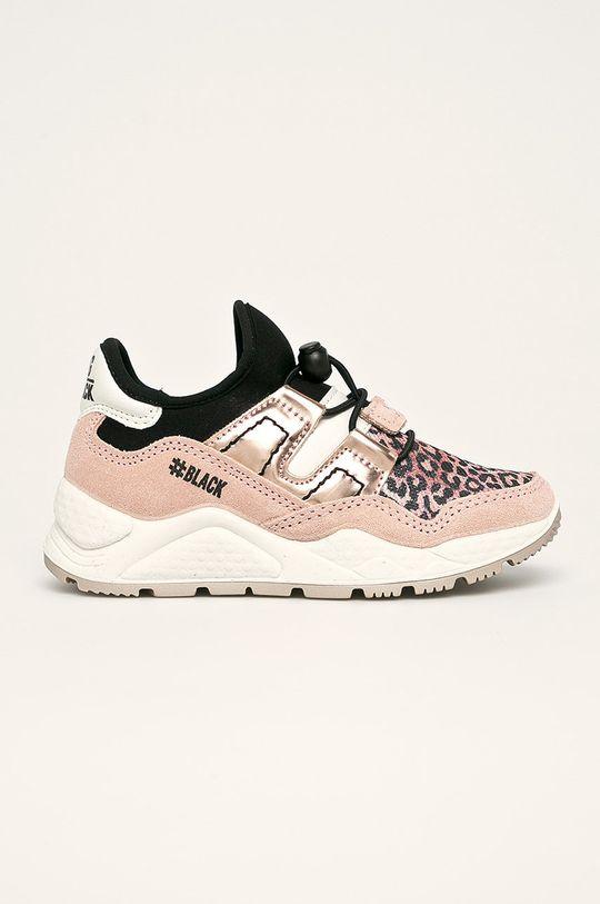 ružová Primigi - Detské topánky Dievčenský