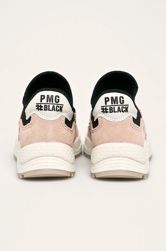 Primigi - Detské topánky  Zvršok: Textil, Semišová koža Vnútro: Textil, Prírodná koža Podrážka: Syntetická látka