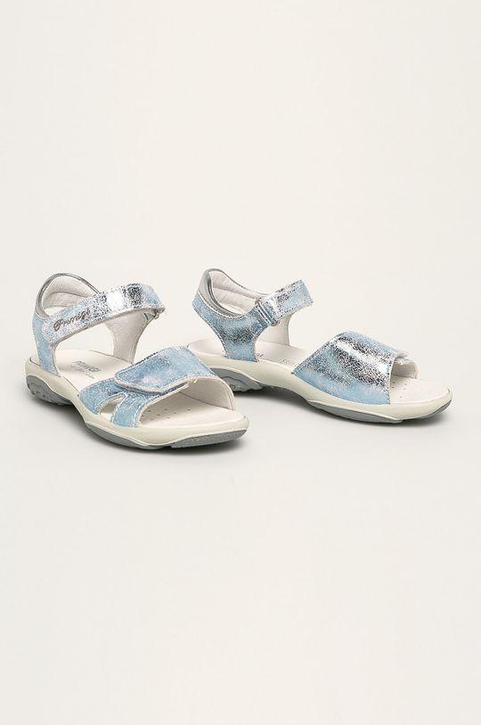 Primigi - Detské sandále svetlomodrá