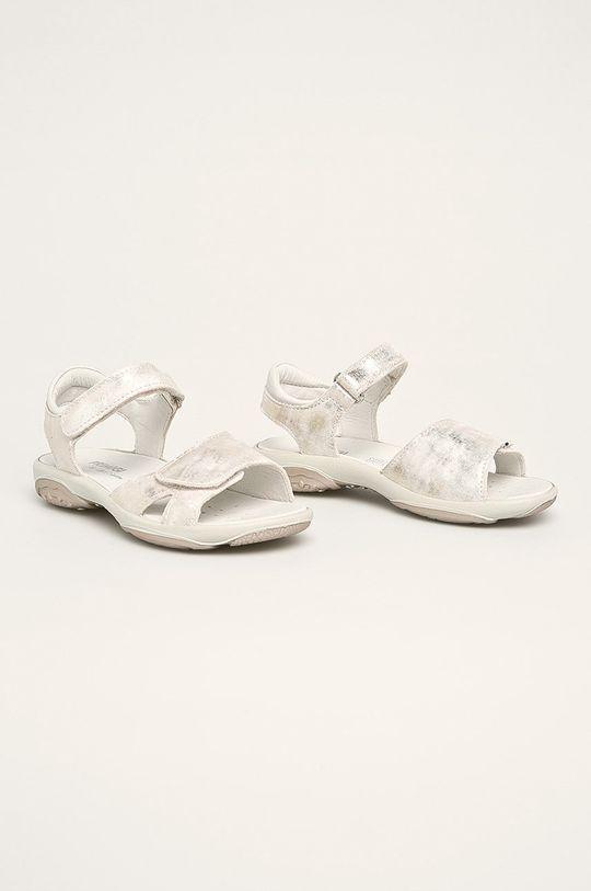 Primigi - Detské sandále strieborná