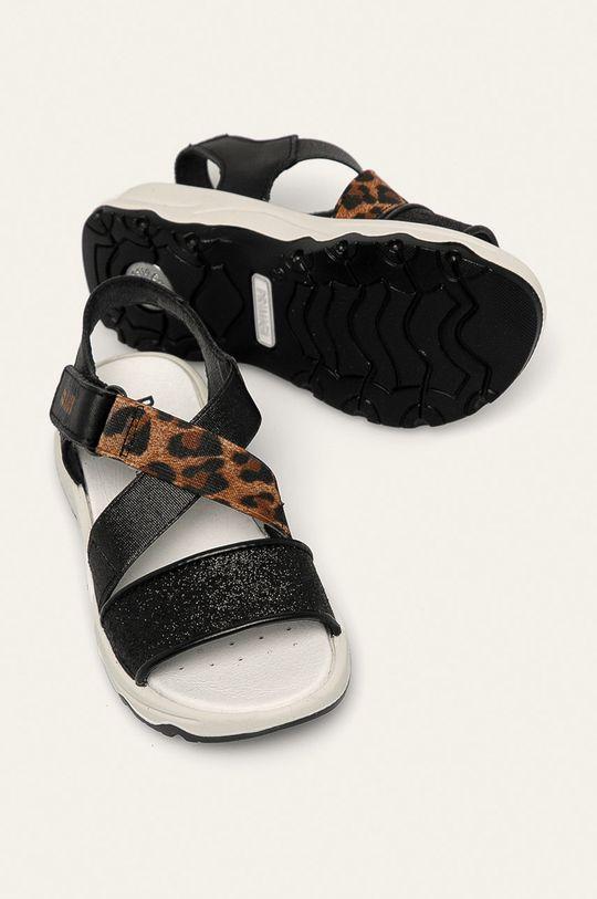 černá Primigi - Dětské sandály