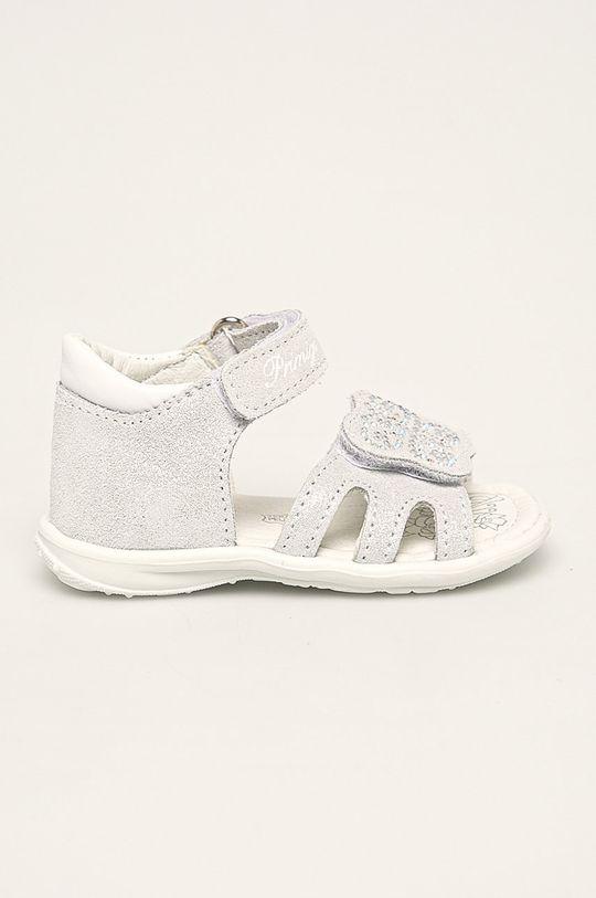 světle šedá Primigi - Dětské sandály Dívčí