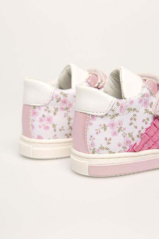 Primigi - Pantofi copii Gamba: Material sintetic Interiorul: Piele naturală Talpa: Material sintetic