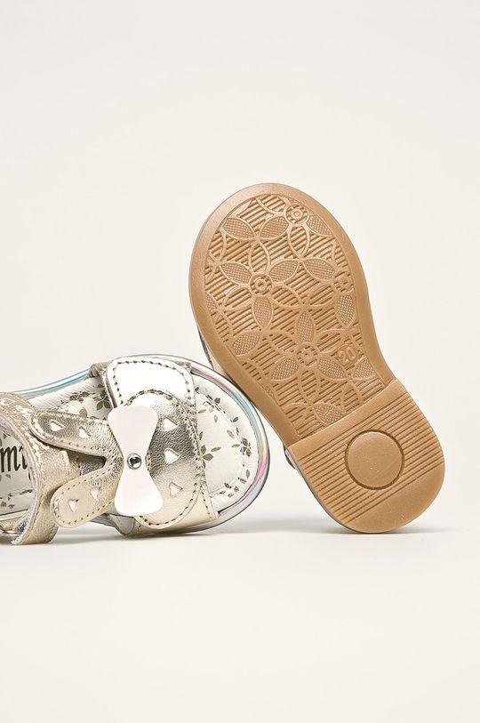 zlatá Primigi - Detské sandále