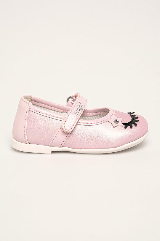 růžová Primigi - Dětské balerínky Dívčí