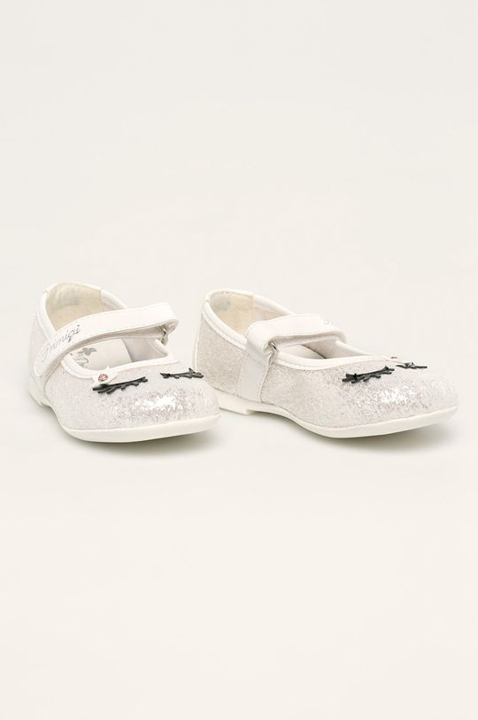 Primigi - Dětské balerínky bílá