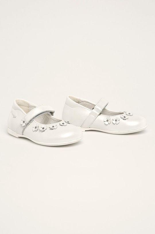 Primigi - Detské balerínky biela