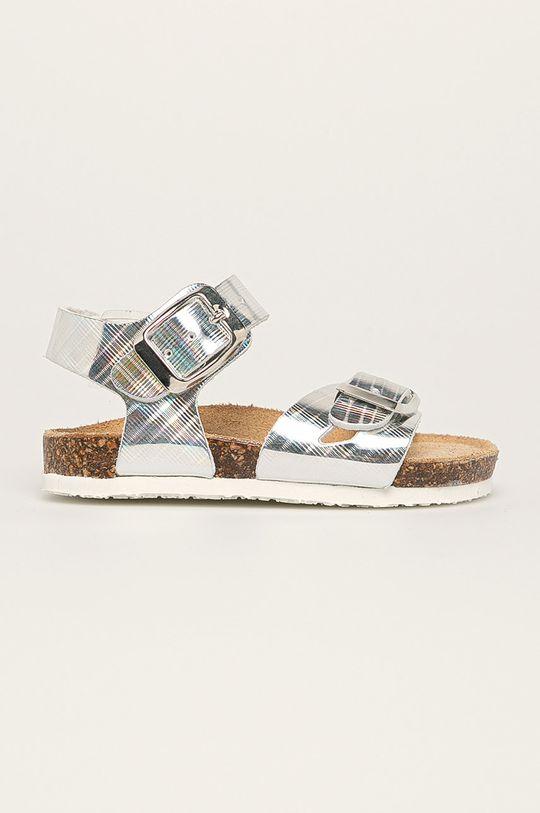 argintiu Primigi - Sandale copii De fete