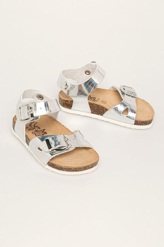 Primigi - Sandale copii argintiu