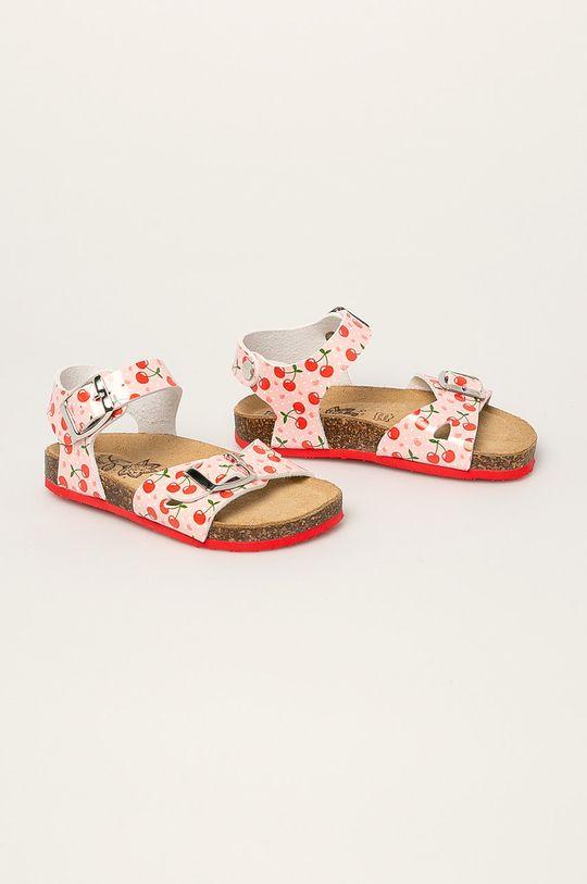 Primigi - Dětské sandály růžová