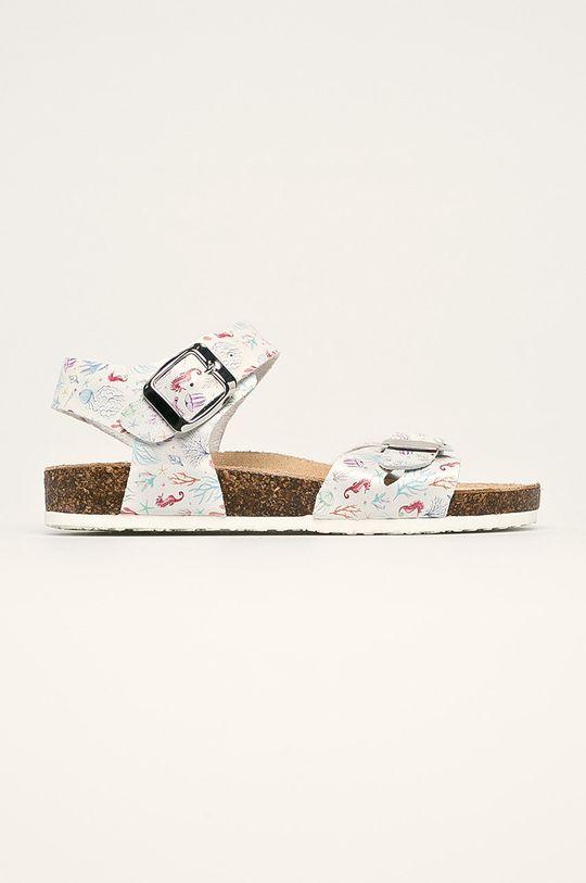 bílá Primigi - Dětské sandály Dívčí