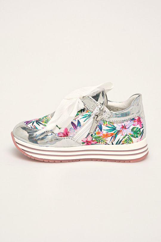 Primigi - Detské topánky  Zvršok: Syntetická látka, Textil Vnútro: Prírodná koža Podrážka: Syntetická látka