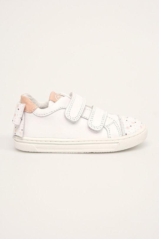 biela Primigi - Detské topánky Dievčenský