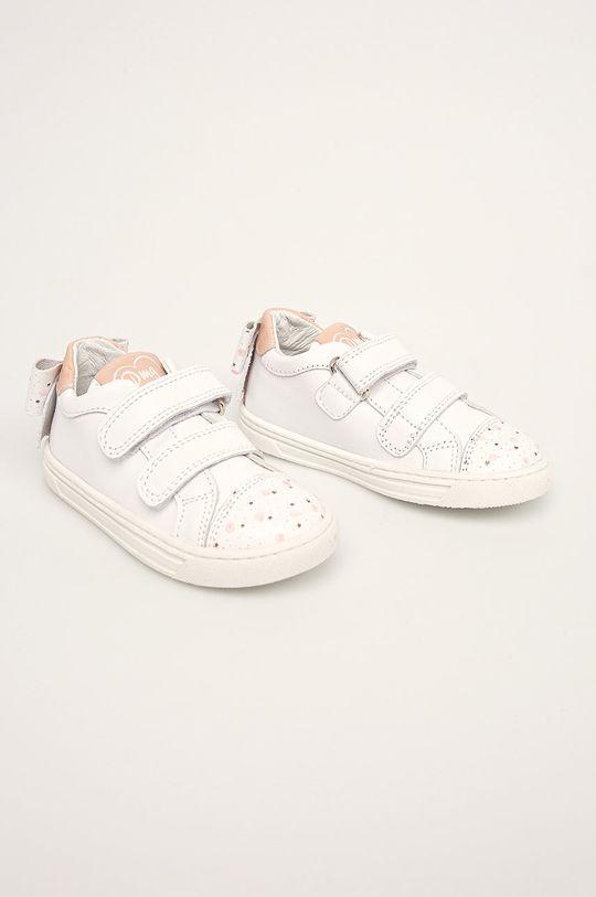 Primigi - Detské topánky biela