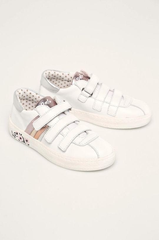 Primigi - Dětské boty bílá
