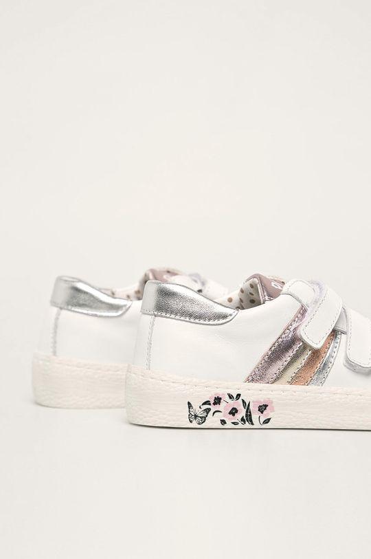 Primigi - Dětské boty Svršek: Umělá hmota Vnitřek: Textilní materiál, Přírodní kůže Podrážka: Umělá hmota