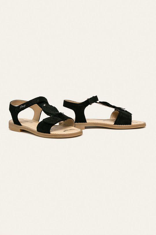 Primigi - Dětské sandály černá
