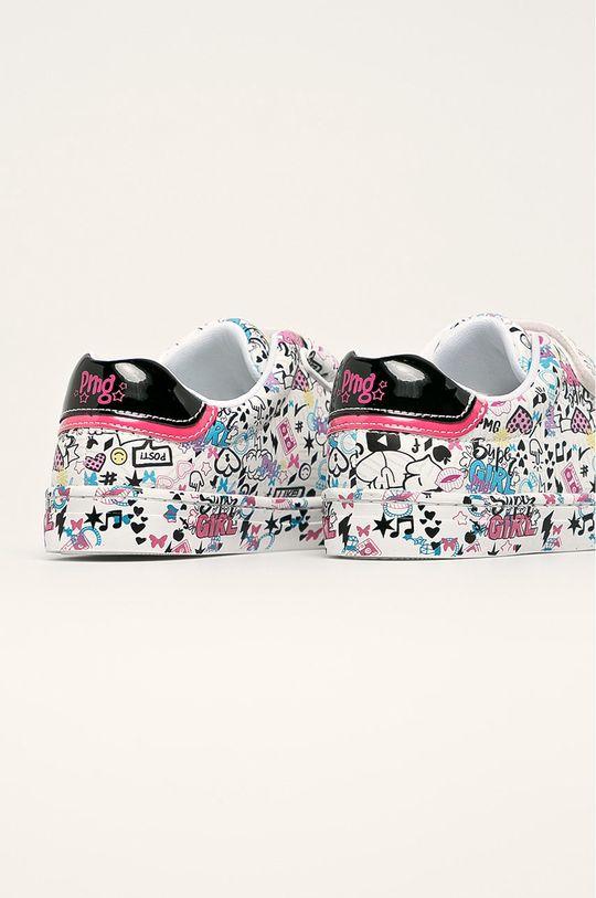 Primigi - Detské topánky  Zvršok: Syntetická látka Vnútro: Textil, Prírodná koža Podrážka: Syntetická látka
