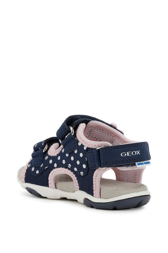 тъмносин Geox - Детски сандали