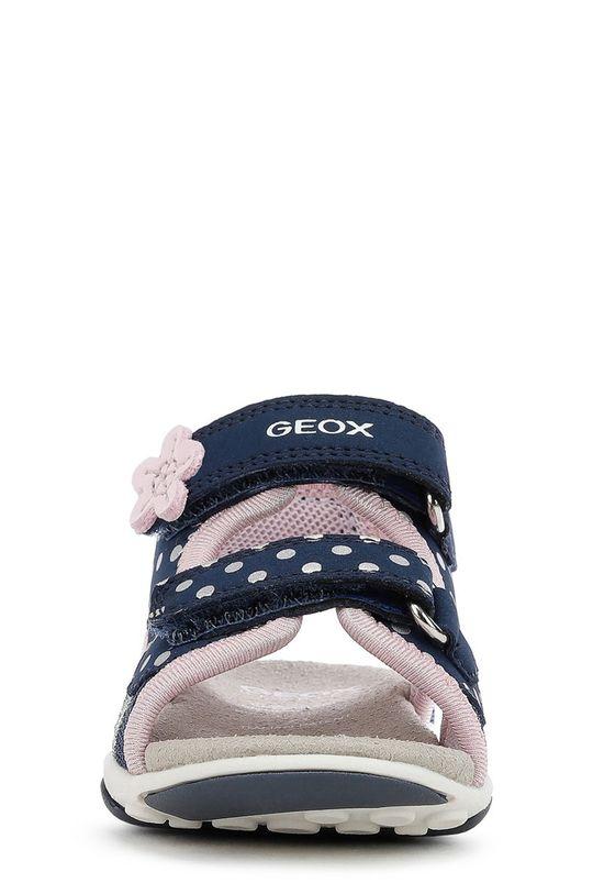 Geox - Детски сандали  Горна част: Синтетичен материал, Текстилен материал Вътрешна част: Синтетичен материал, Текстилен материал Подплата: Синтетичен материал
