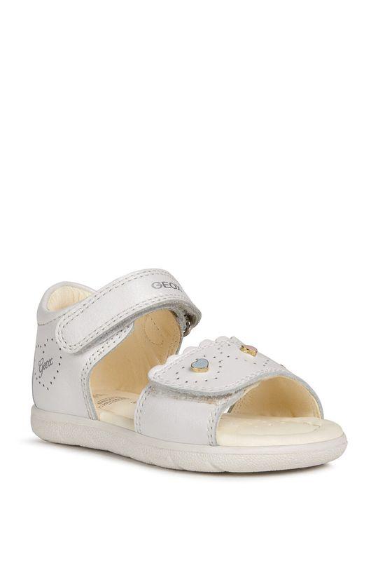 Geox - Detské sandále biela