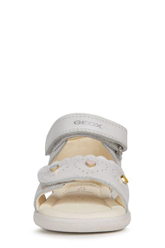 Geox - Detské sandále  Zvršok: Prírodná koža Vnútro: Prírodná koža Podrážka: Syntetická látka
