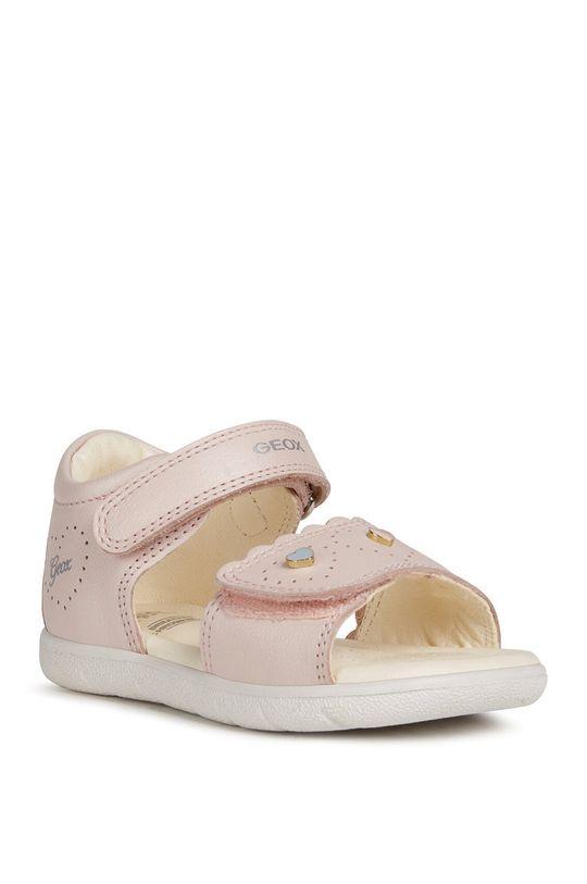 Geox - Detské sandále ružová
