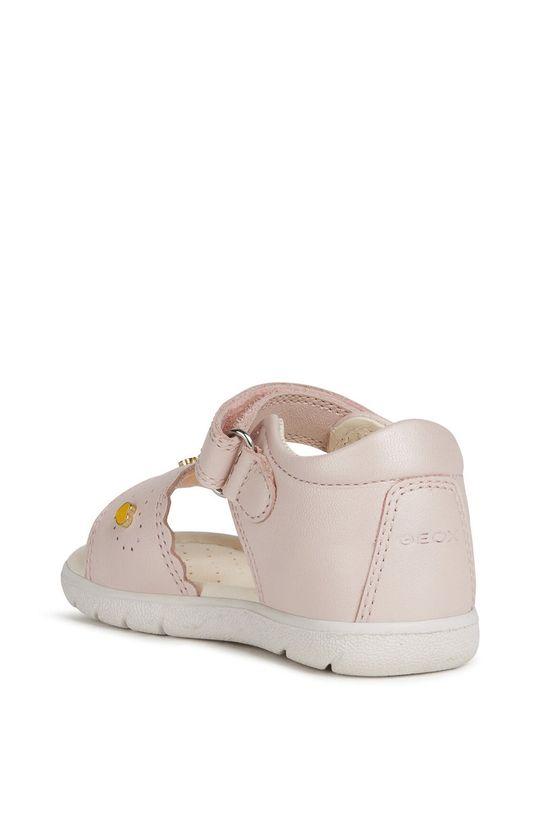 ružová Geox - Detské sandále