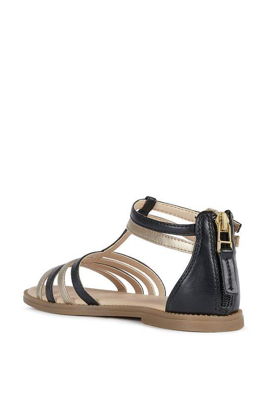 černá Geox - Dětské sandály