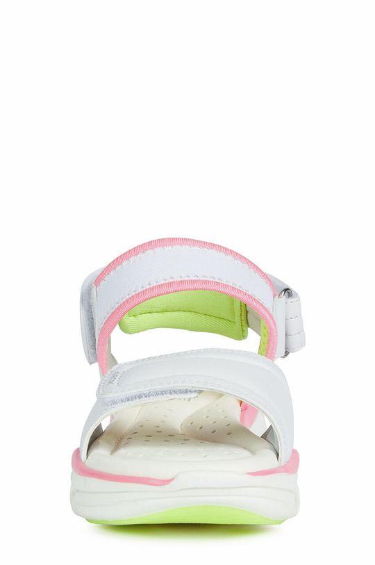 Geox - Детски сандали  Горна част: Синтетичен материал, Текстилен материал Вътрешна част: Текстилен материал, Естествена кожа Подметка: Синтетичен материал