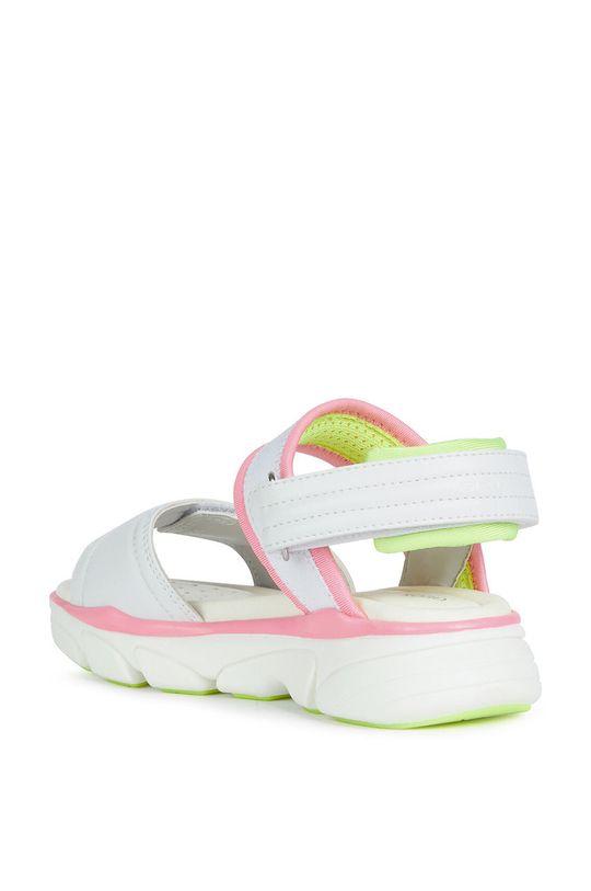 бял Geox - Детски сандали