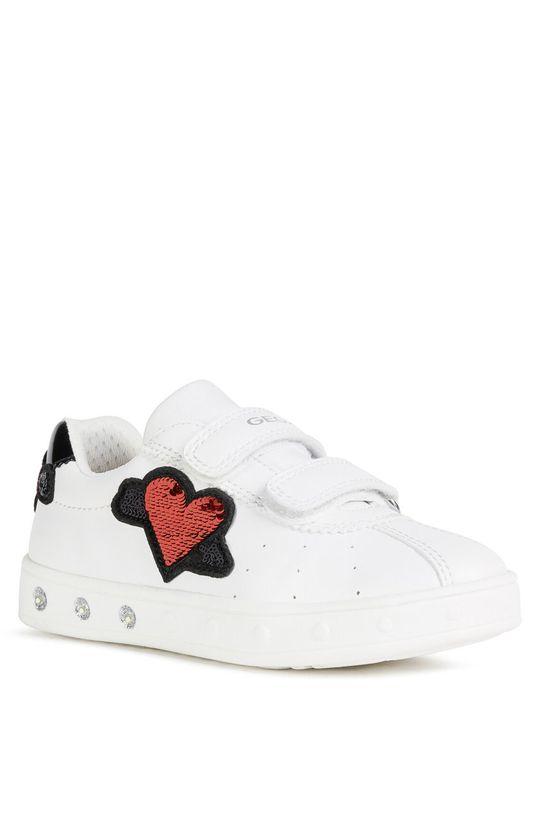 Geox - Детски обувки  Горна част: Синтетичен материал, Текстилен материал Вътрешна част: Текстилен материал, Естествена кожа Подметка: Синтетичен материал