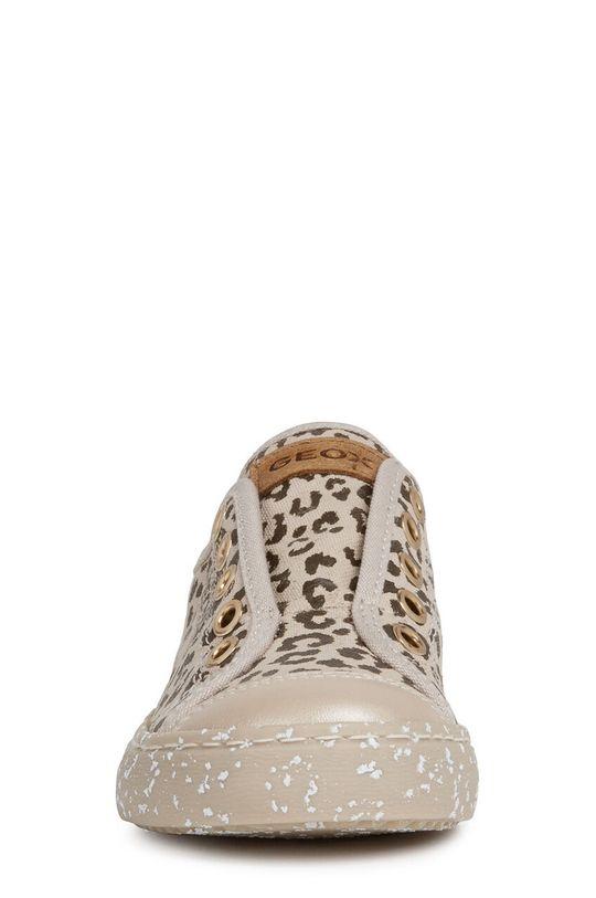 Geox - Детски обувки  Горна част: Текстилен материал, Естествена кожа Вътрешна част: Текстилен материал, Естествена кожа Подметка: Синтетичен материал