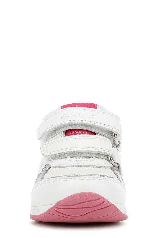 Geox - Detské topánky  Zvršok: Textil, Prírodná koža Vnútro: Textil, Prírodná koža Podrážka: Syntetická látka