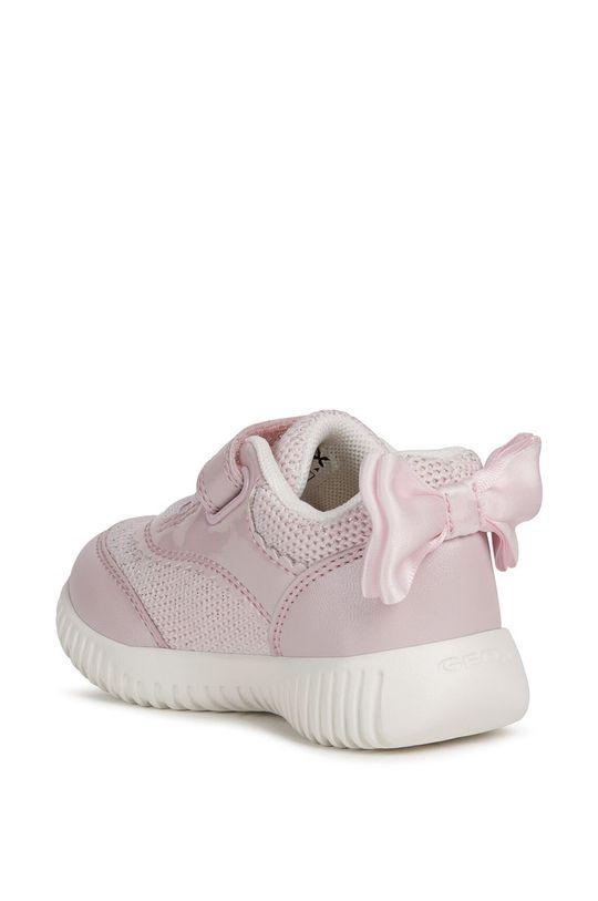 ružová Geox - Detské topánky