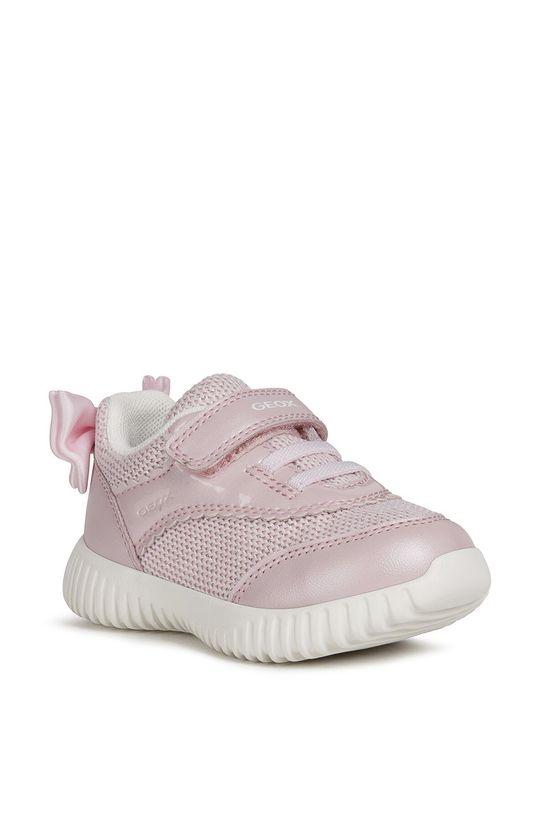 Geox - Detské topánky ružová