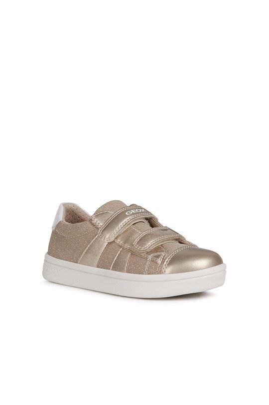 Geox - Детски обувки злато