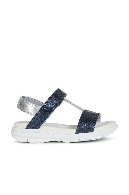 tmavomodrá Geox - Detské sandále Dievčenský