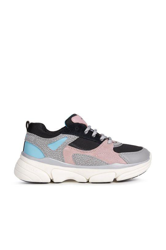 gri Geox - Pantofi copii De fete