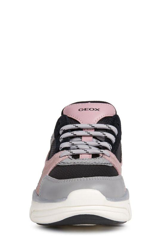Geox - Pantofi copii Gamba: Material sintetic, Material textil Interiorul: Material textil Talpa: Material sintetic Introduceti: Piele naturala
