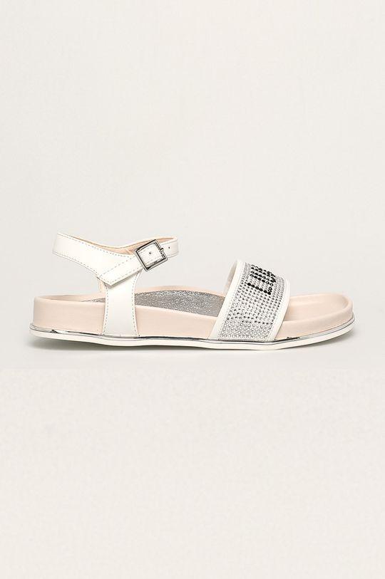 bílá Liu Jo - Dětské sandály Dívčí