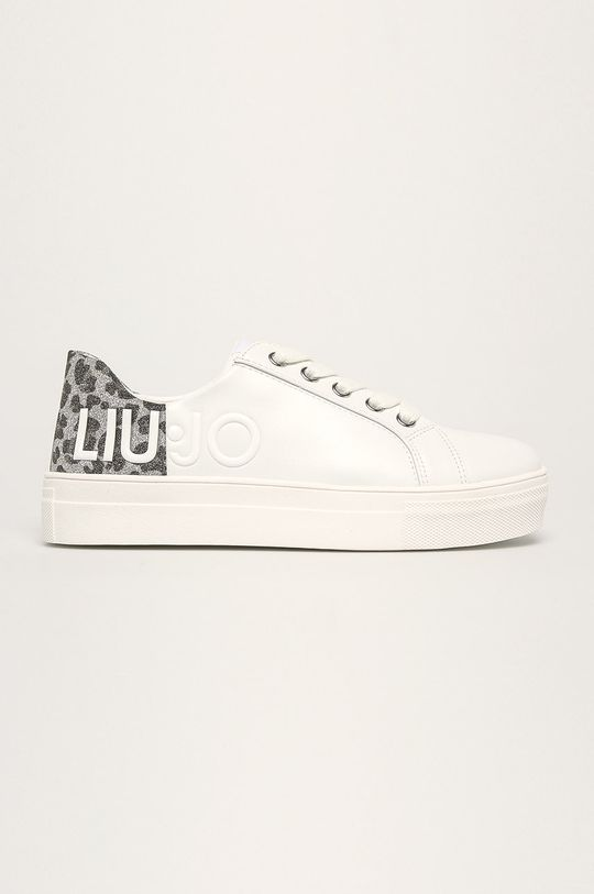 biela Liu Jo - Detské topánky Dievčenský