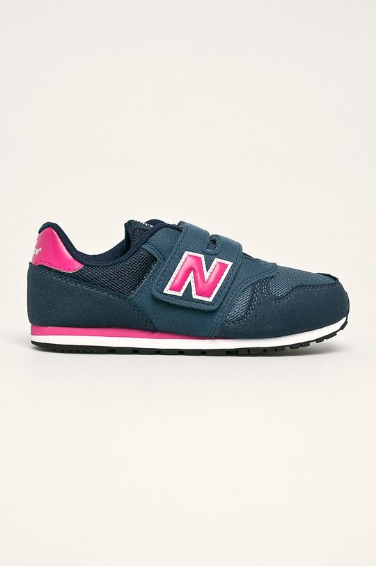 bleumarin New Balance - Pantofi copii  YV373AB De fete